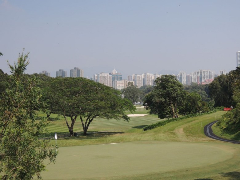 Hong Kong Golf Club in Fanling