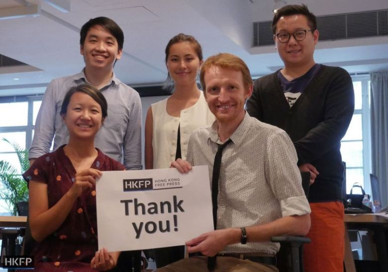 hkfp hong kong free press team thank you