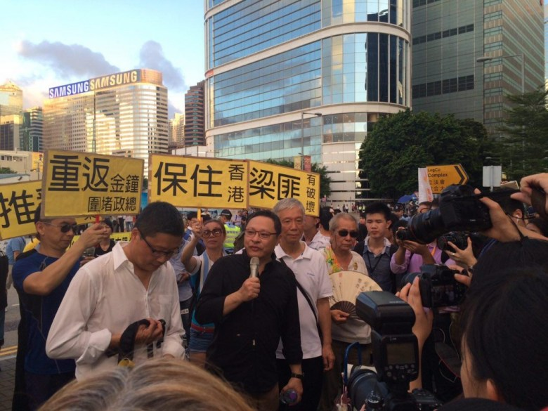 Occupy Central Leaders