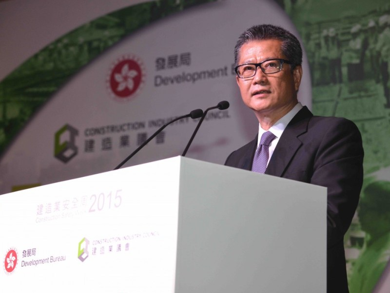 Paul Chan Mo-po
