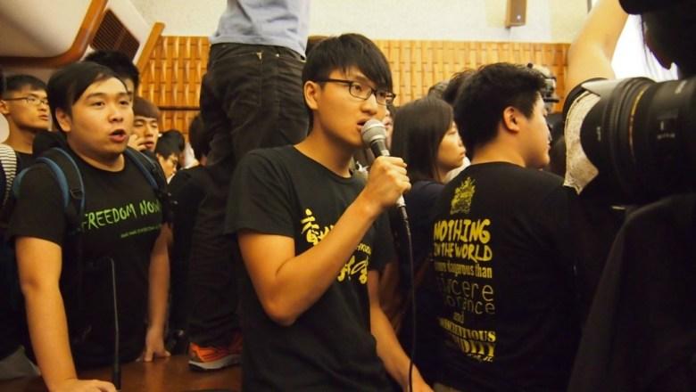 Billy Fung Jing-en. Photo: HKU Undergrad via Facebook.