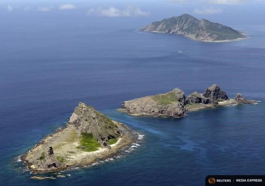East China Sea