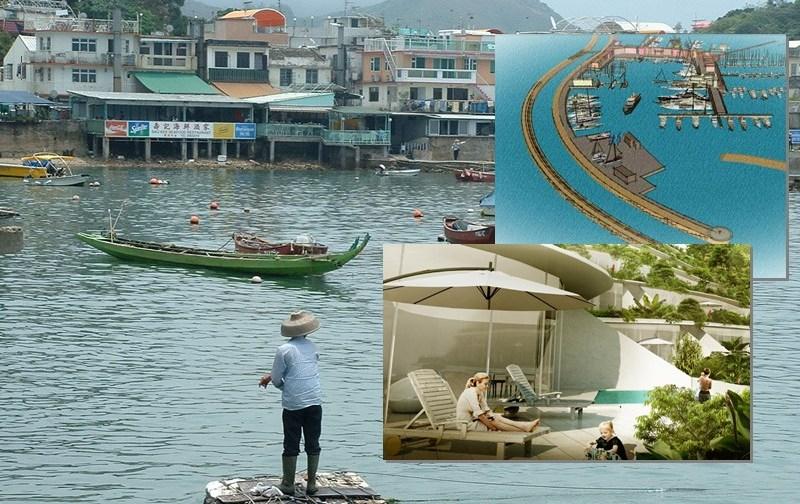 lamma luxury development