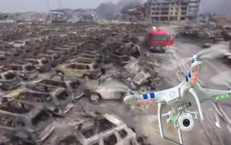 drone tianjin