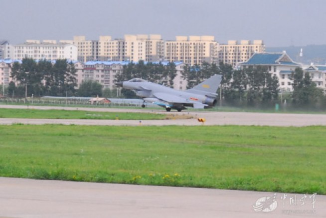 China air force soldiers prepare for joint military drill with Russia. Photo: 81.cn