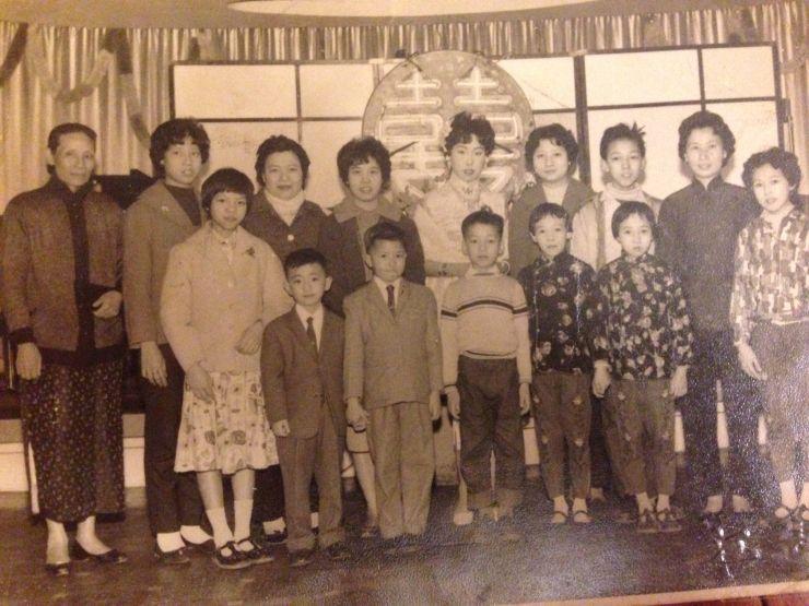 evan's family