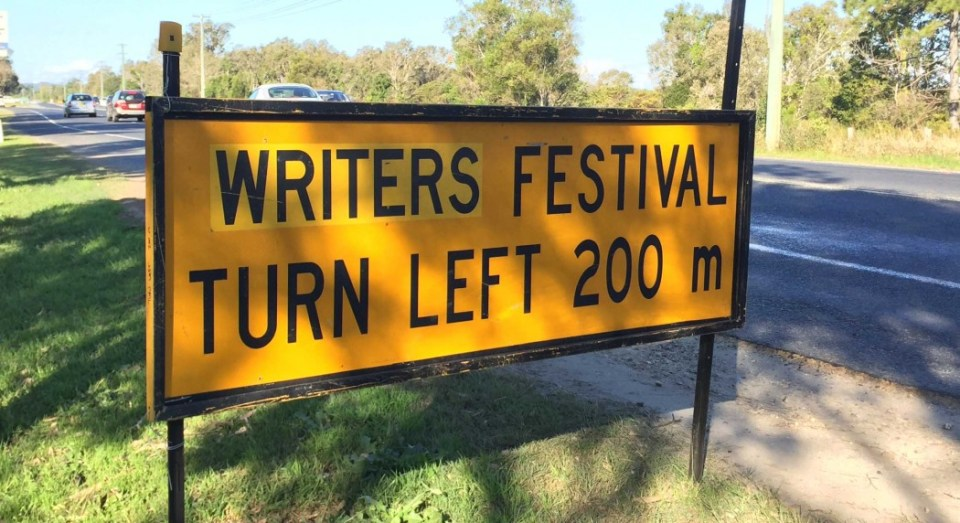 writers festival