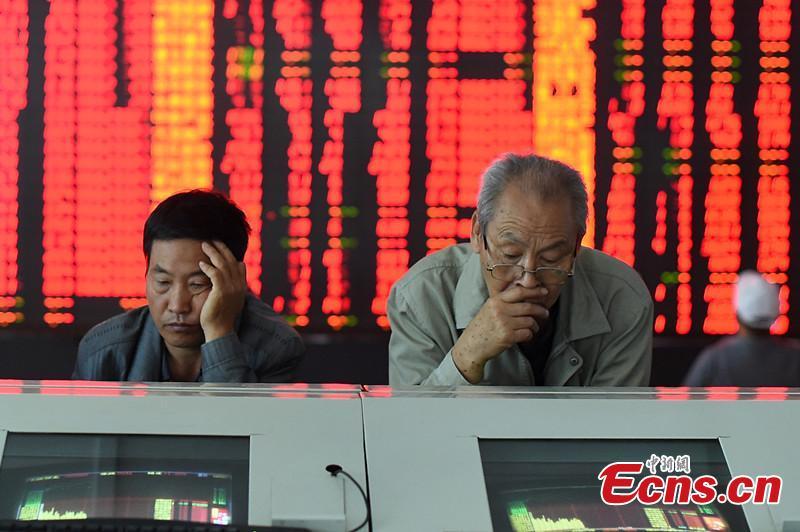 stock market china