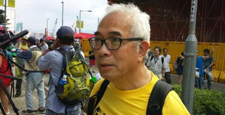 veteran journalist Ching Cheong