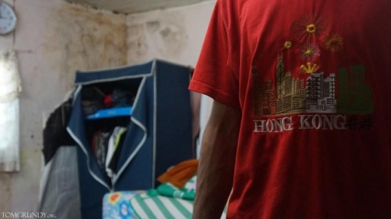 hong kong refugees