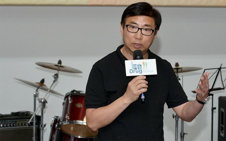 File Photo: Tik Chi-yuen.
