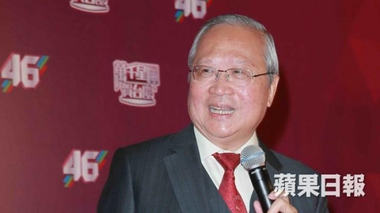 Norman Leung Nai-pang. File Photo: Apple Daily.