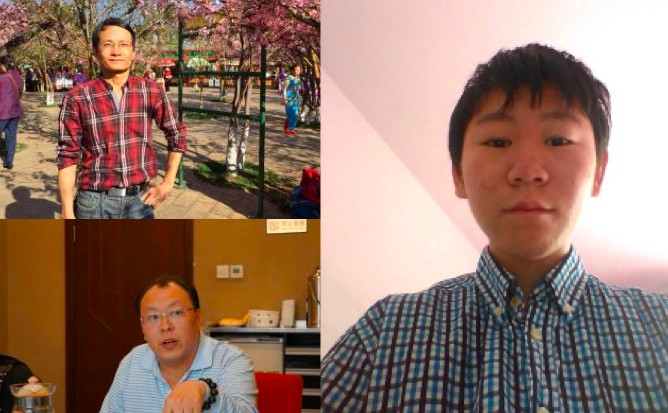 china detained activists