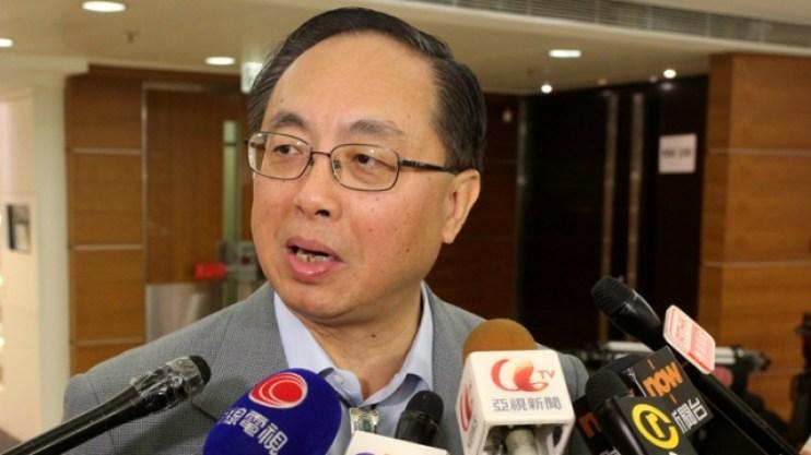 Nicholas Yang Wei-hsiung