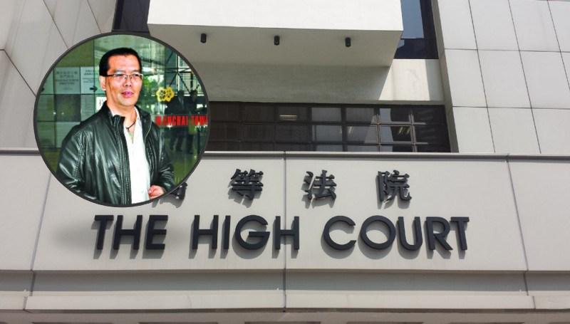 high court barrister