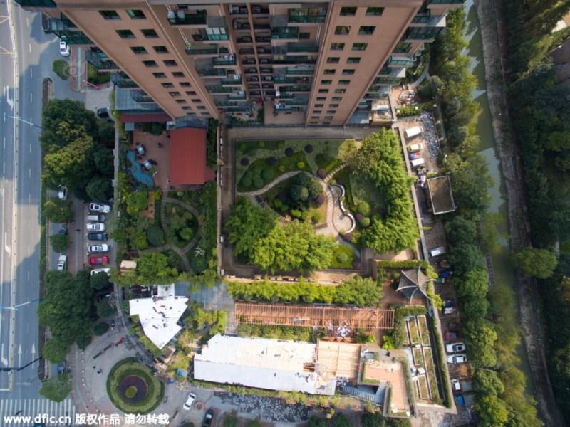 Hangzhou floating garden