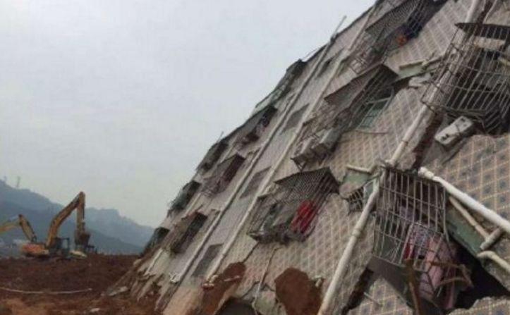 shenzhen landslide