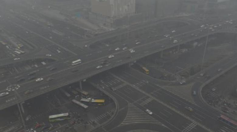 Guomao in Beijing