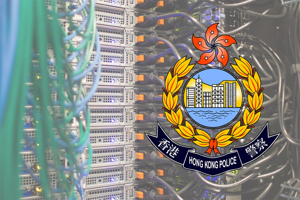 The police had filed 3,997 requests for information disclosure to internet service providers in 2015
