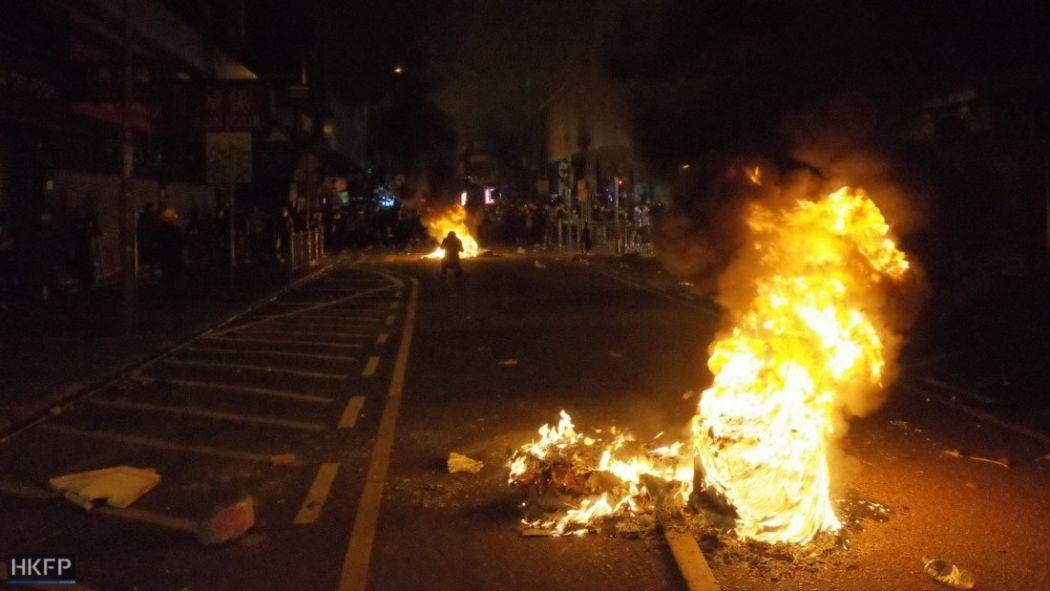 mong kok fehd riot protest