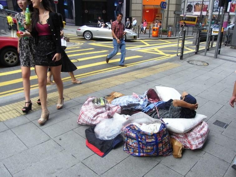 beggar central