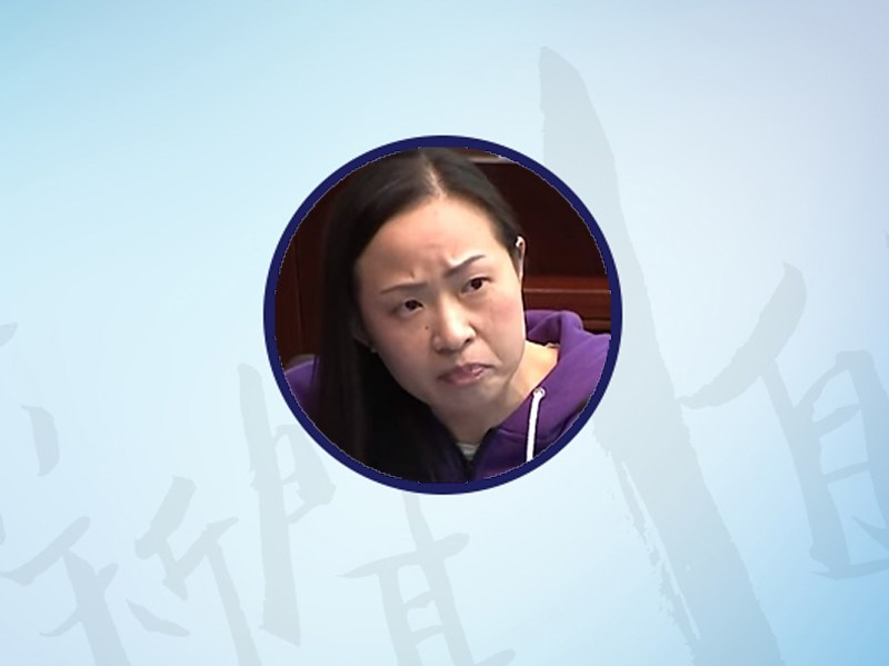 Person of the Month Rita Kwan Wing-Yee