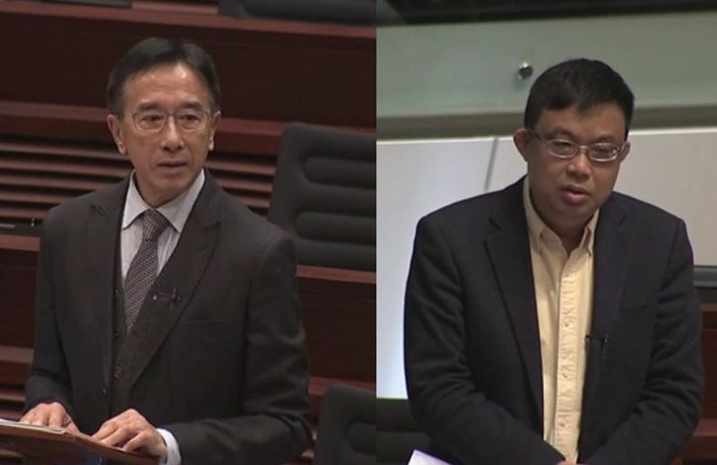 James To and James Tien