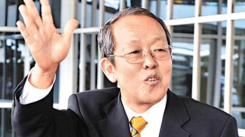 Wang Guangya, head of the Hong Kong and Macau Affairs Office