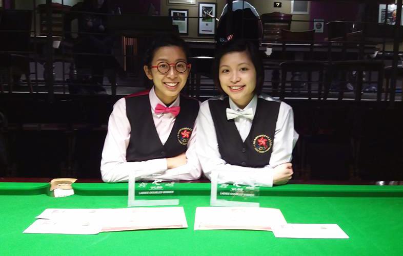 Ng On-yee and Katrina Wan.