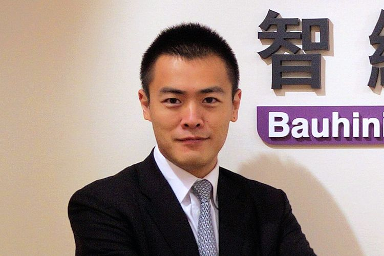 Lau Ming-wai.