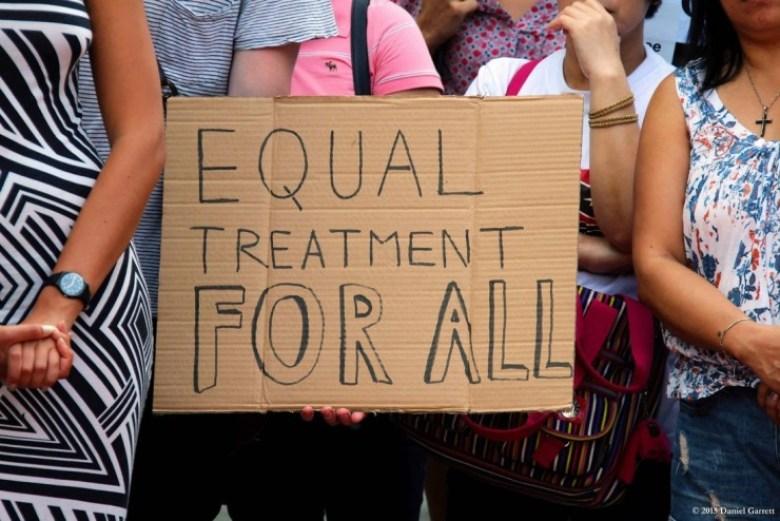 refugees equality