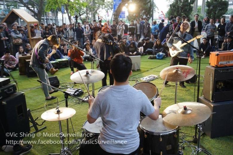 street music series