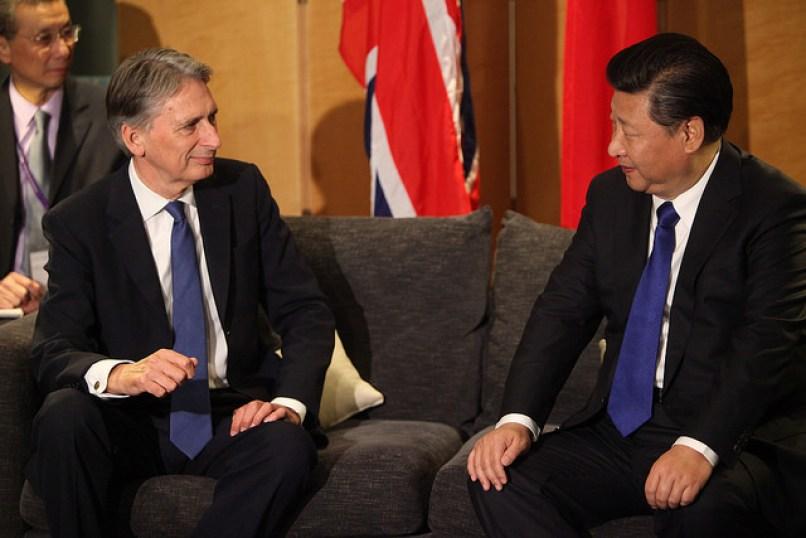 china uk relations