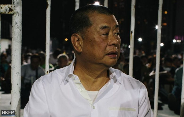 jimmy lai