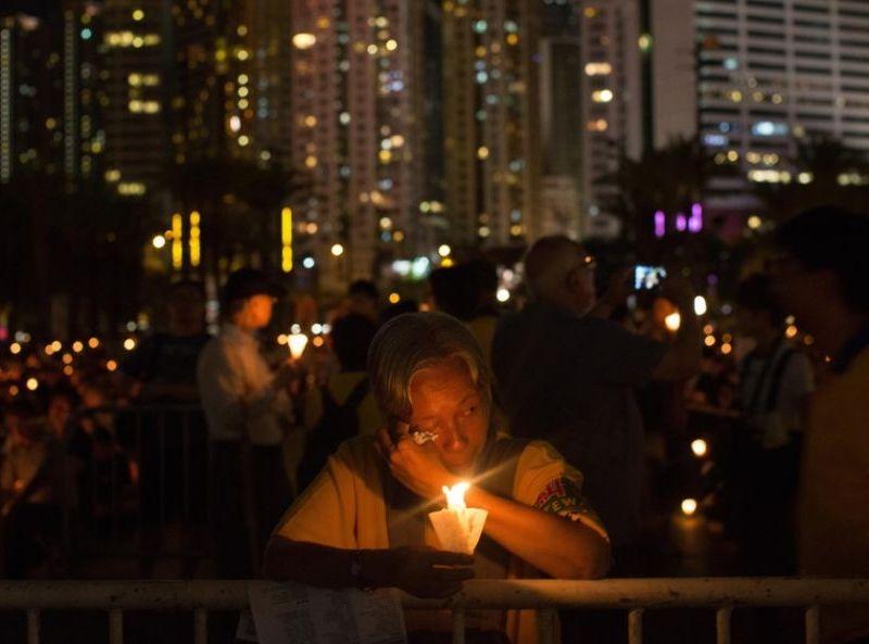 june 4 tiananmen vigil 2016