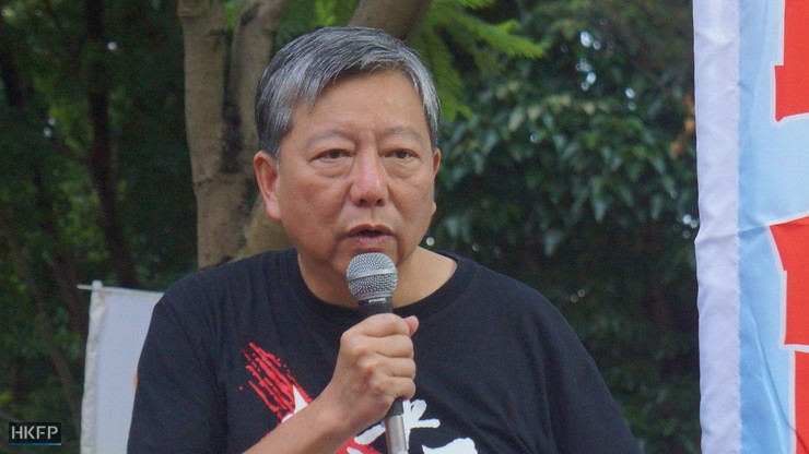 lee cheuk-yan june 4 vigil tiananmen 2016
