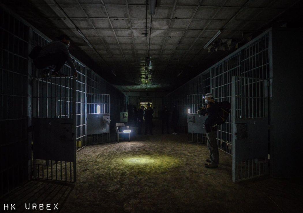 HKURBEX refugee camp urban exploration photography