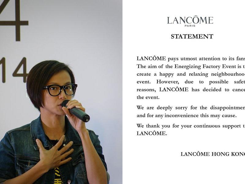 Denise Ho Lancome