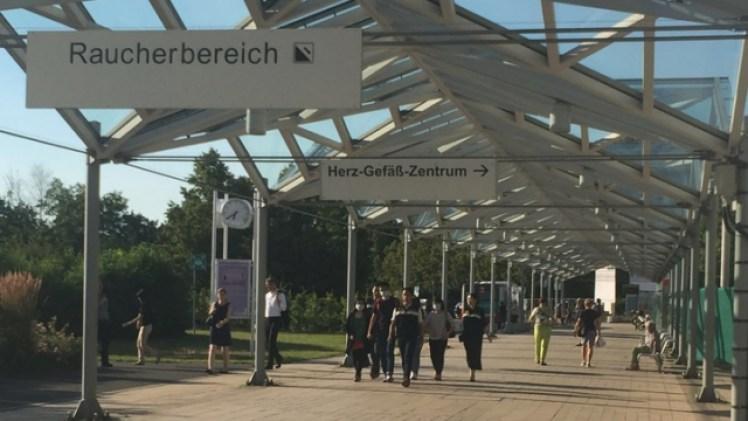 visiting the wurzburg hospital german attack