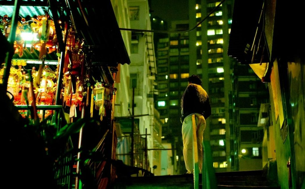 Rudmer Hoekstra, night, street