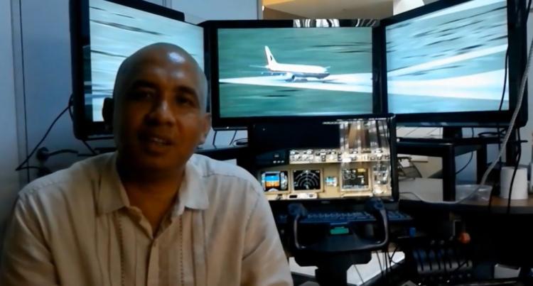 Zaharie Ahmad Shah, MH370 pilot.