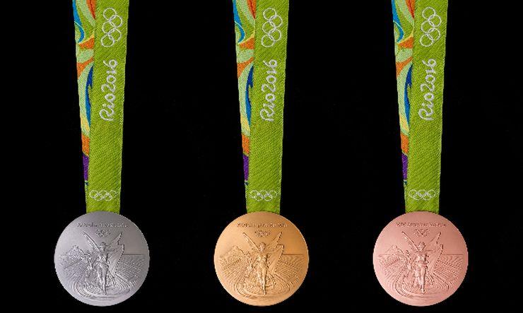 rio 2016 olympics medals