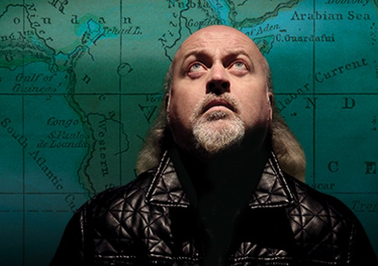 bill bailey hong kong