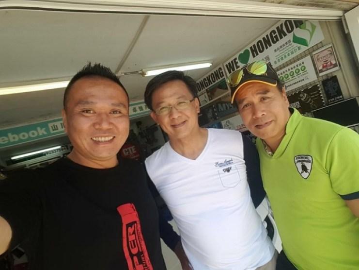 Wong Si-chuang Junius Ho