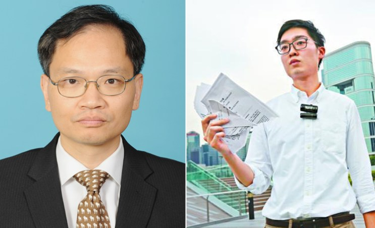Alan Lo Ying-ki Chan Ho-tin