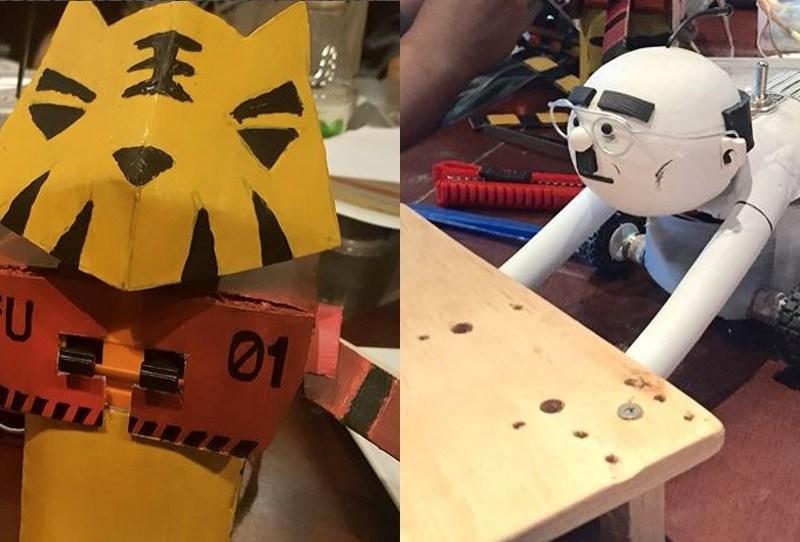 Robots Hebocon
