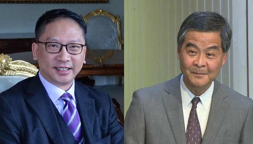 Leung Chun-ying Rimsky Yuen
