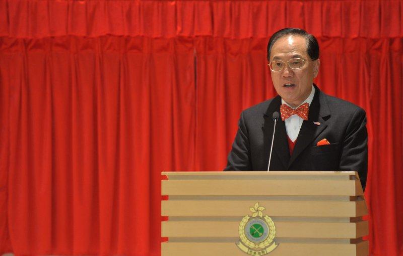 hong kong independence donald tsang