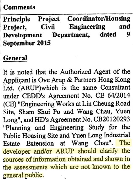 wang chau new world development arup
