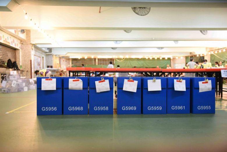 ballot box legco election